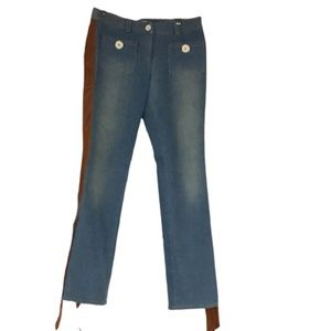 Dior jeans Leather lambskin